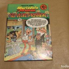 Cómics: MAGOS DEL HUMOR Nº 75 ,SU VIDA PRIVADA, 40 ANIVERSARIO MORTADELO, EDICIONES B. Lote 222143071