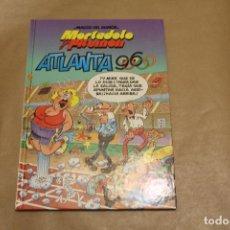 Cómics: MAGOS DEL HUMOR , ATLANTA 96, CON MORTADELO Y FILEMÓN, EDICIONES B. Lote 222143752