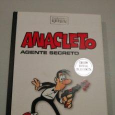 Cómics: CLASICOS DEL HUMOR ANACLETO AGENTE SECRETO. Lote 43019638