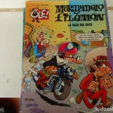 Cómics: MORTADELO Y FILEMON Nº 103 LA CAZA DEL CACO. Lote 222240752