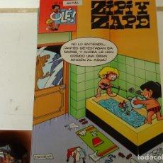 Cómics: ZIPI Y ZAPE Nº 33, COLECCION OLE,2ª EDICION. Lote 222240960