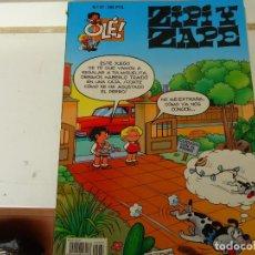 Cómics: ZIPI Y ZAPE Nº 37, COLECCION OLE,2ª EDICION. Lote 222241088