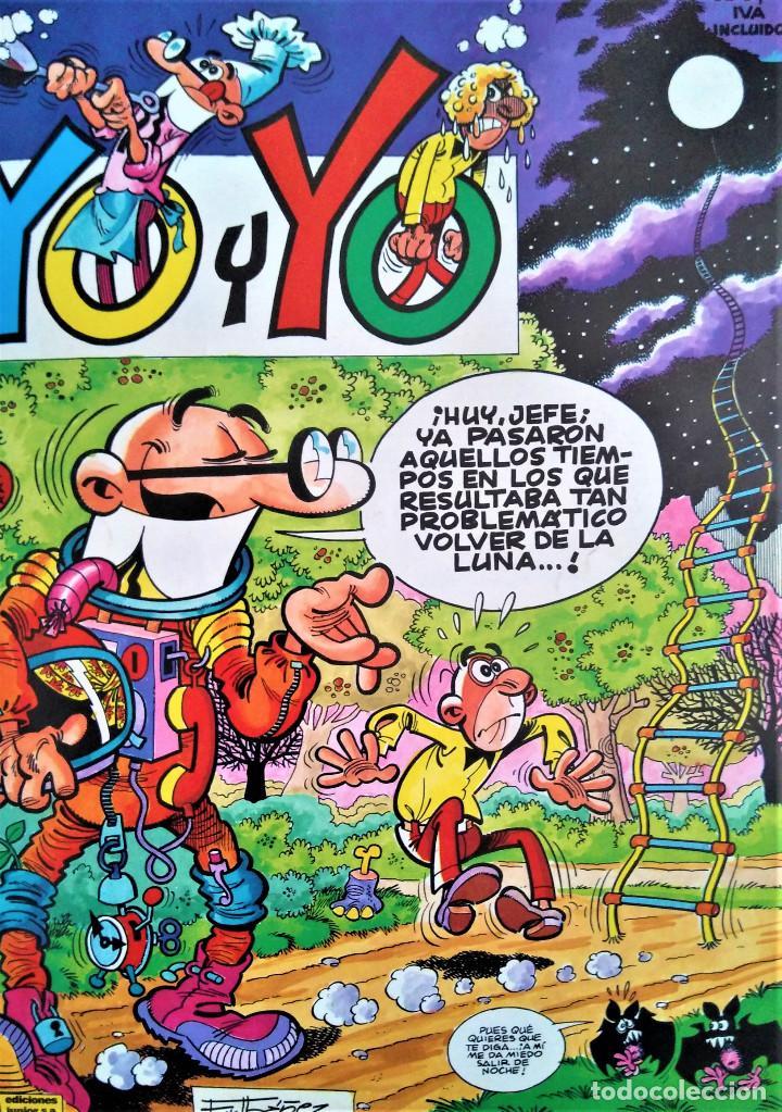 Cómics: EL MUNDO DE LAS RISAS Nº 4 - ZIPI Y ZAPE - MORTADELO - SUPER LOPEZ - GUAI - Foto 3 - 222528850
