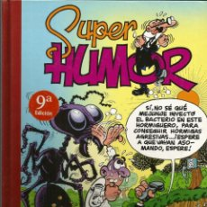 Cómics: SUPER HUMOR MORTADELO Y FILEMÓN 4. F. IBÁÑEZ. Lote 222642866