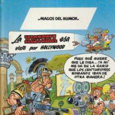 Cómics: MAGOS DEL HUMOR LA HISTORIA ESA VISTA POR HOLLYWOOD. . 1998. FRANCISCO IBAÑEZ. Lote 268937179