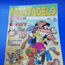 Cómics: MORTADELO EXTRA 44. GRUPO Z. EDICIONES B.. Lote 222756191
