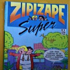 Cómics: ZIPI Y ZAPE SUPER Nº8 - MATRICULAS DE HONOR - ESCOBAR - EDICIONES B -1987. Lote 222832205