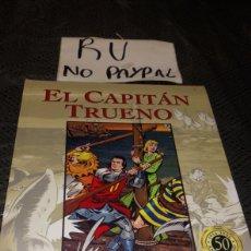Cómics: EL CAPITÁN TRUENO TOMÓ 8 EDICIONES B 50 ANIVERSARIO TAPA DURA. Lote 223042085