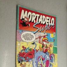 Fumetti: SÚPER MORTADELO Nº 2 / EDICIONES B. Lote 223122176