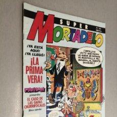 Fumetti: SÚPER MORTADELO Nº 101 / EDICIONES B. Lote 223125733