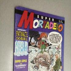 Fumetti: SÚPER MORTADELO Nº 128 / EDICIONES B. Lote 223126233