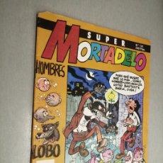 Fumetti: SÚPER MORTADELO Nº 135 / EDICIONES B. Lote 223126323