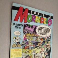 Fumetti: SÚPER MORTADELO Nº 105 / EDICIONES B. Lote 223126658