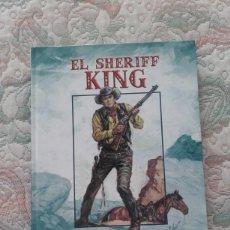Cómics: EL SHERIFF KING Nº 2, DE VICTOR MORA Y FRANCISCO DIAZ (EDICIONES B, 136 PP.). Lote 223564355