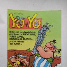 Comics : YO Y YO Nº 6. TEBEOS S.A. EDICIONES B. TDKC86. Lote 223578570