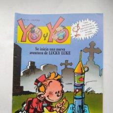 Comics : YO Y YO Nº 21. TEBEOS S.A. EDICIONES B. TDKC86. Lote 223578721