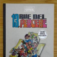 Cómics: CLÁSICOS DEL HUMOR: 13 RUE DEL PERCEBE (FRANCISCO IBÁÑEZ) EDICIÓN ESPECIAL COLECCIONISTA. Lote 223653495