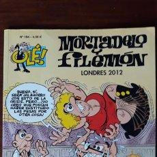 Fumetti: OLÉ MORTADELO EDICIONES B Nº 194 LONDRES 2012. Lote 223713010