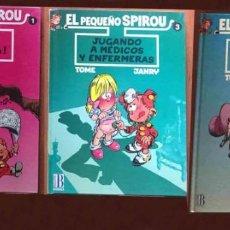 Cómics: EL PEQUEÑO SPIROU EDICIONES B. Lote 220599073