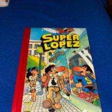 Comics: SÚPER HUMOR SUPERLÓPEZ VOLUMEN I, POR JAN (EDICIONES B, 1988). SÚPER LÓPEZ N°1.. Lote 223855890