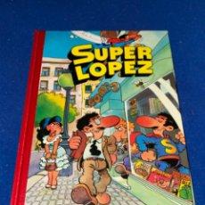 Cómics: SUPER LOPEZ GRUPO Z REEDICION 1990 SUPERLOPEZ TOMO I. Lote 223856443