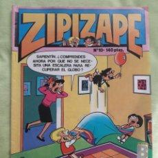 """Cómics: COMIC """"ZIPI Y ZAPE"""" Nº 10 DE EDCIONES B. Lote 223908888"""