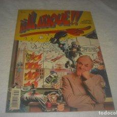 Cómics: AL ATAQUE ! . N. 11 . SEÑORES, PARECE QUE LA COSA ESTA QUE ARDE ! 1993.. Lote 224021236