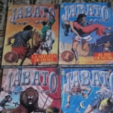 Cómics: EL JABATO EDICIÓN HISTÓRICA LOTE 4 Nº.. Lote 112354639