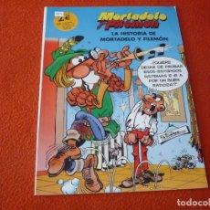 Cómics: MORTADELO Y FILEMON LA HISTORIA DE ( IBAÑEZ ) ¡BUEN ESTADO!. Lote 224145313