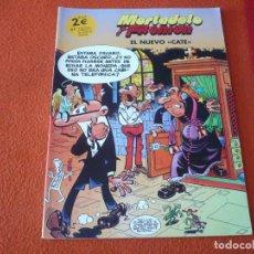 Cómics: MORTADELO Y FILEMON EL NUEVO CATE ( IBAÑEZ ) ¡BUEN ESTADO!. Lote 224145477