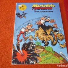 Cómics: MORTADELO Y FILEMON OPERACION BOMBA ( IBAÑEZ ) ¡BUEN ESTADO!. Lote 224145560