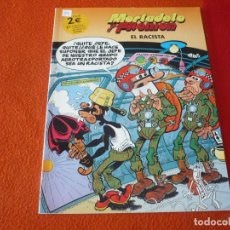 Cómics: MORTADELO Y FILEMON EL RACISTA ( IBAÑEZ ) ¡BUEN ESTADO!. Lote 224145593