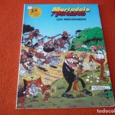 Cómics: MORTADELO Y FILEMON LOS MERCENARIOS ( IBAÑEZ ) ¡BUEN ESTADO!. Lote 224145623