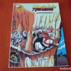 Cómics: MORTADELO Y FILEMON CONTRABANDO ( IBAÑEZ ) ¡BUEN ESTADO!. Lote 224145657