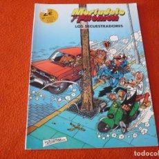 Cómics: MORTADELO Y FILEMON LOS SECUESTRADORES ( IBAÑEZ ) ¡BUEN ESTADO!. Lote 224145752