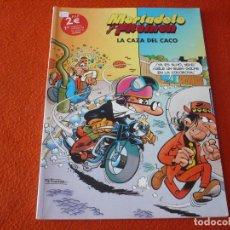 Cómics: MORTADELO Y FILEMON LA CAZA DEL CACO ( IBAÑEZ ) ¡BUEN ESTADO!. Lote 224145818