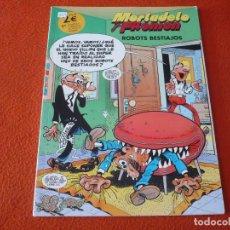 Cómics: MORTADELO Y FILEMON ROBOTS BESTIAJOS ( IBAÑEZ ) ¡BUEN ESTADO!. Lote 224145908