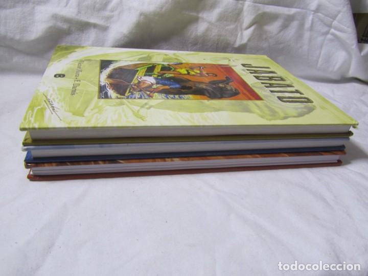 Cómics: 3 volúmenes de El Jabato Ediciones B Zeta, 4 aventuras en cada volumen, tapa dura - Foto 3 - 224380533