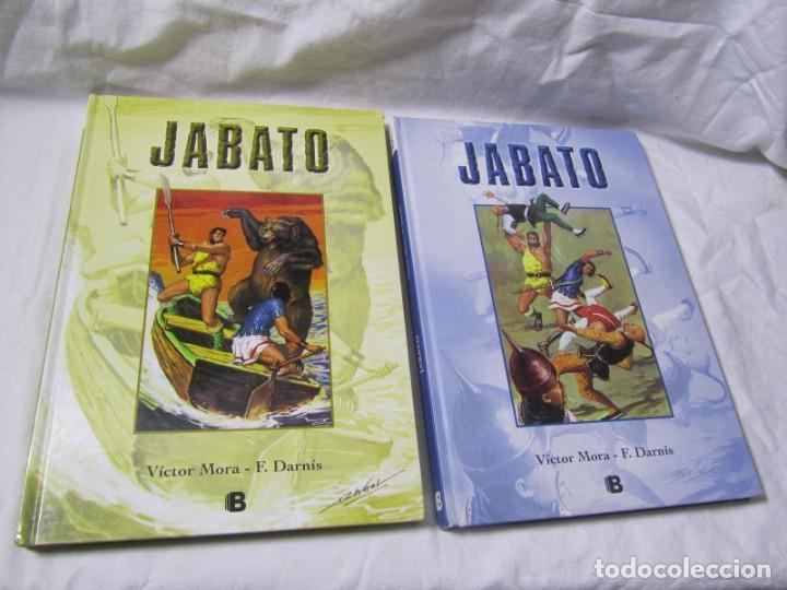Cómics: 3 volúmenes de El Jabato Ediciones B Zeta, 4 aventuras en cada volumen, tapa dura - Foto 4 - 224380533