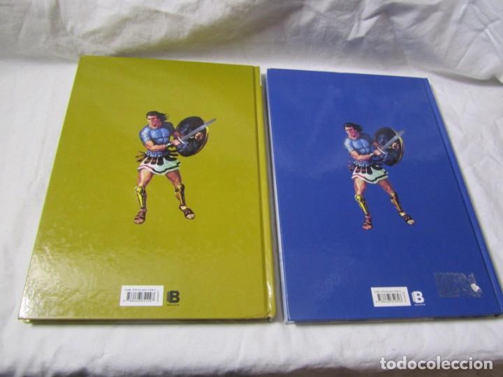 Cómics: 3 volúmenes de El Jabato Ediciones B Zeta, 4 aventuras en cada volumen, tapa dura - Foto 5 - 224380533