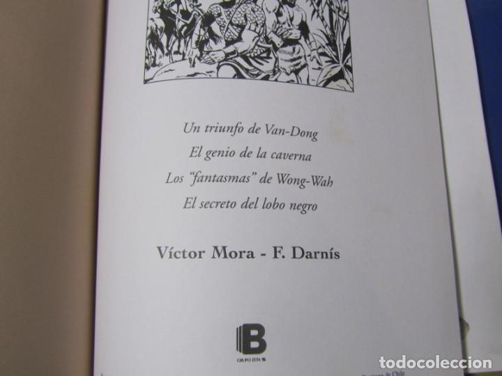 Cómics: 3 volúmenes de El Jabato Ediciones B Zeta, 4 aventuras en cada volumen, tapa dura - Foto 6 - 224380533