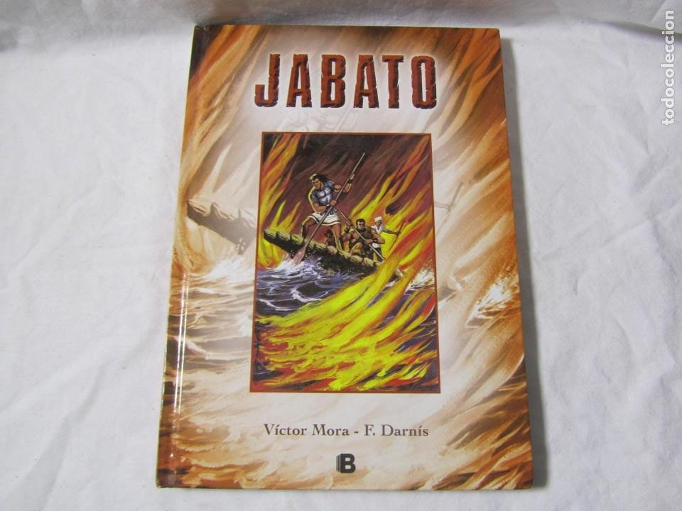 Cómics: 3 volúmenes de El Jabato Ediciones B Zeta, 4 aventuras en cada volumen, tapa dura - Foto 8 - 224380533