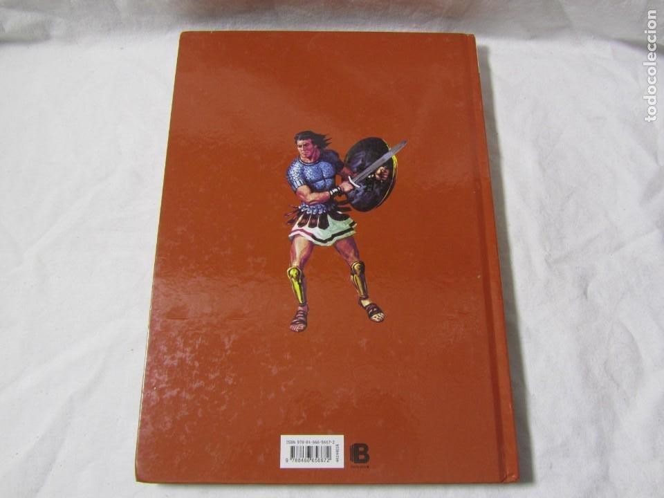 Cómics: 3 volúmenes de El Jabato Ediciones B Zeta, 4 aventuras en cada volumen, tapa dura - Foto 9 - 224380533