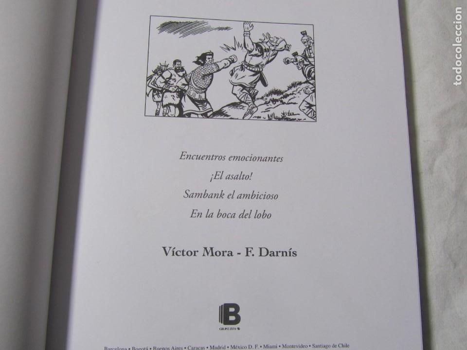 Cómics: 3 volúmenes de El Jabato Ediciones B Zeta, 4 aventuras en cada volumen, tapa dura - Foto 10 - 224380533