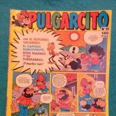 Cómics: COMIC . PULGARCITO Nº 10 . EDICIONES B - BUEN ESTADO,SIN FALTAS NI DESPERFECTOS.. Lote 224765778