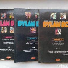 Fumetti: DYLAN DOG. 3 TOMOS VOLUMENES, VOLUMEN I, II Y III. EDICIONES B. TDK576. Lote 224886618