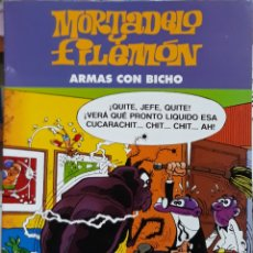 Cómics: COMIC MORTADELO Y FILEMON ARMAS CON BICHO. Lote 224975107