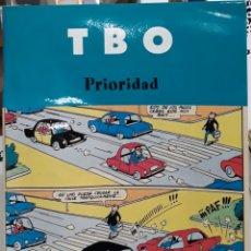Cómics: COMIC TBO PRIORIDAD. Lote 224977930