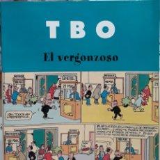Cómics: COMIC TBO EL VERGONZOSO. Lote 224979760