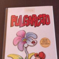 Cómics: **PRECINTADO* ESPECIAL COLECCIONISTA PULGARCITO CLASICOS DEL HUMOR RBA; TAPA DURA. Lote 257917775